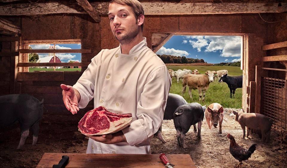 Butcher Jamie waldron