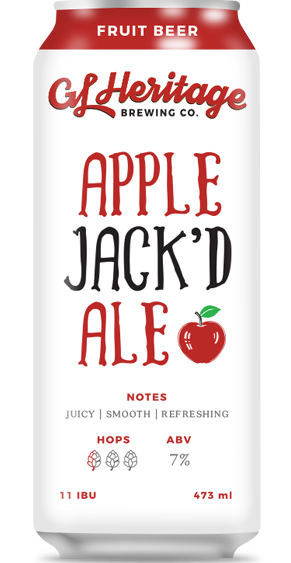 apple jack'd ale can