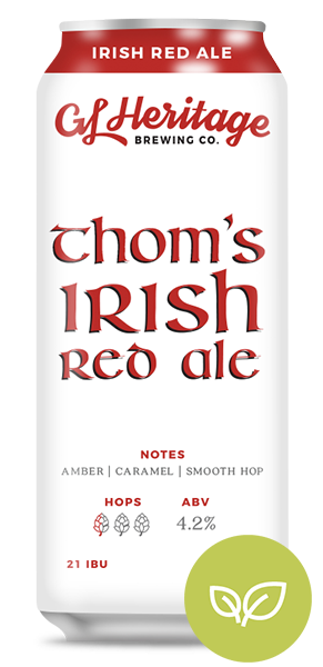 Release of Thom's Irish Red Ale!!