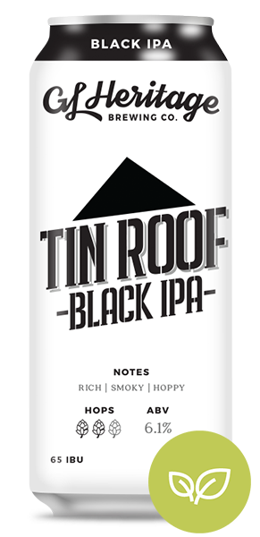 Tin Roof Black IPA